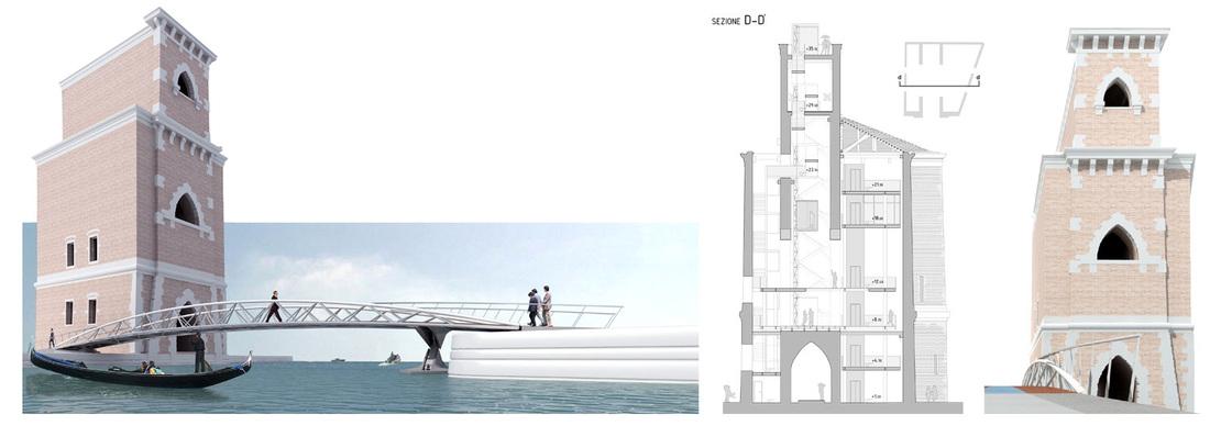 Torre porta nuova arsenale venezia marco giacomelli - Residenze di porta nuova ...
